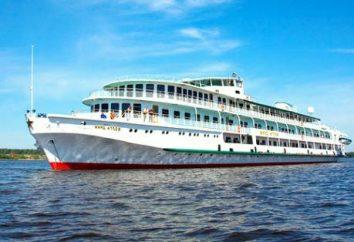 Los cruceros más populares en el Volga en Volgogrado