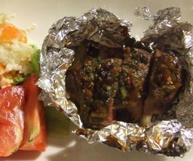 Jak piec mięso w folię