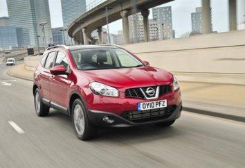 """Zwrotnica pierwszej generacji """"Nissan Qashqai"""": przeglądy właścicieli i charakterystyki pojazdu"""