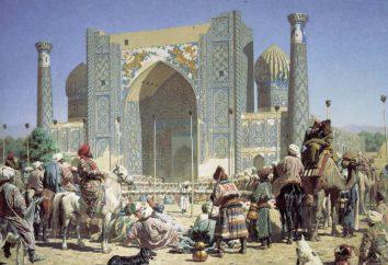 Czym jest religia? Uzbekistan, jego duchowe tradycje i historia