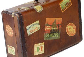 Dlaczego marzyć walizkach? Co sen spakować w walizce?