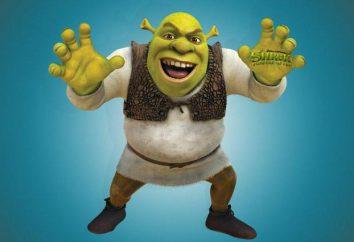 """personaggi fiabeschi """"Shrek"""": un elenco di caratteristiche e curiosità"""
