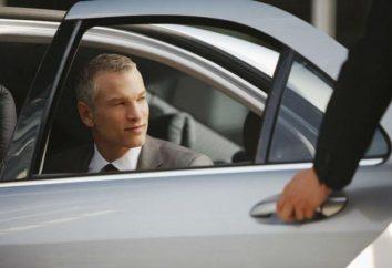 Reprendre chauffeur personnel: échantillon
