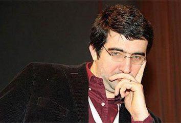 Władimir Kramnik: biografia i ciekawych faktów z życia
