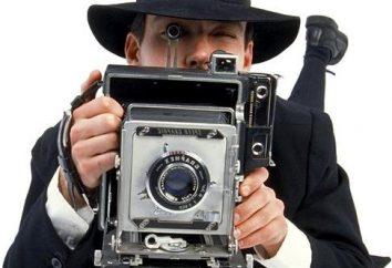 um fotógrafo da escola que a abertura ea velocidade do obturador?