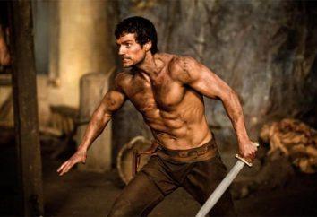 Las mejores películas sobre los dioses griegos: la descripción de la trama, los actores y las revisiones