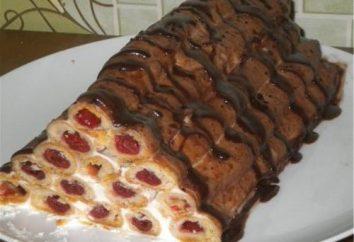 """Cómo cocinar el pastel """"Polennitsa""""? Receta de la torta """"Polennitsa"""""""