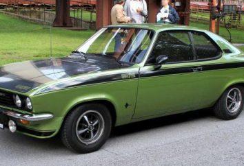 """""""Opel Manta"""" – die legendären Coupés der 70er Jahre"""
