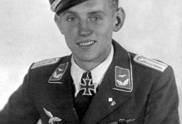 Le pilote allemand Hartman Erih