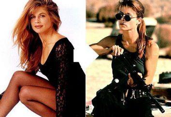 "Sarah Connor ( ""Terminator"") – aktorka Linda Hamilton"