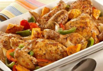 Jak upiec kurczaka z warzywami? Przepisy ze zdjęciami