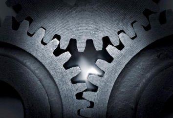 Eisen aus dem Stahl unterscheidet sich optisch?