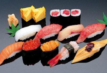 Cómo preparar sushi en casa: los ingredientes para el sushi y variaciones instrucciones paso a paso