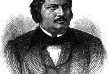 Résumé du « Père Goriot » Honoré de Balzac: les personnages principaux, des problèmes, des citations