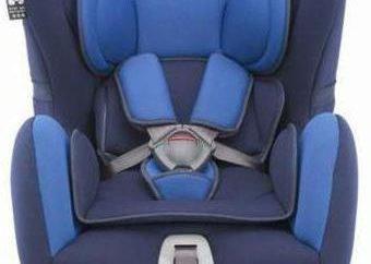 """cadeira de criança carro """"Inglezina Marco Polo"""": características e foto"""