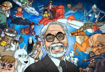 Japoński reżyser Hayao Miyazaki: filmografia i najlepsze anime