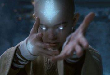 """El príncipe Zuko en la película """"El Señor de los Elementos"""""""