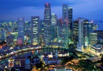 Singapour – la capitale de quel état? Singapour: informations sur la ville