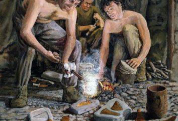 Age du Bronze – brièvement sur la culture et de l'art
