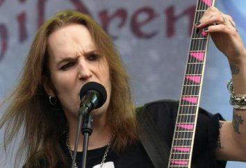 Virtuose guitariste Layho Aleksi