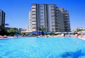 Margarita Suite Hotel 4 * (Turcja / Alanya): zdjęcia, ceny i opinie