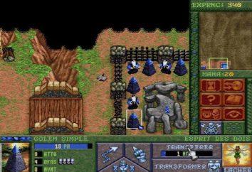 Magia del Sangue – guida. Computer game – strategia in tempo reale
