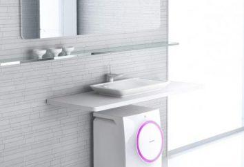 Dimensioni di lavatrici: selezionare l'opzione appropriata