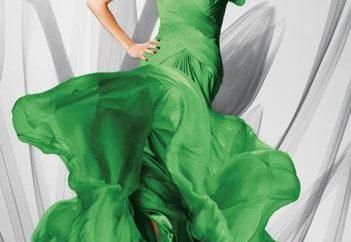 Co nosić sukienkę zielone Porady