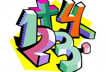 Gry matematyczne dla pierwszej klasy. Opracowanie gier matematycznych dla dzieci
