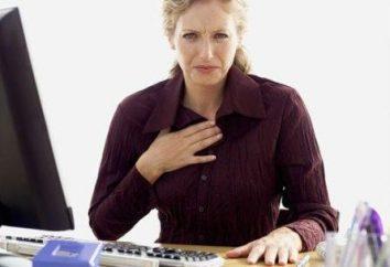 Refluksowa przełyku. Objawy i leczenie chorób