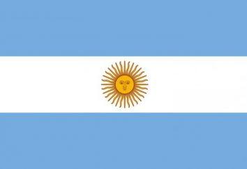 Argentine, population: composition, quantité, niveau de vie