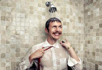 6 rzeczy, które nigdy nie powinny być wykonywane pod prysznicem
