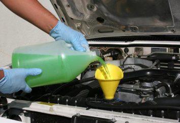 VAZ-2110: remplacement du liquide de refroidissement