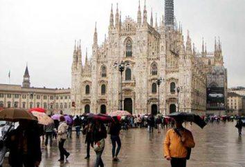 Pamiątki przywiezione z Włoch