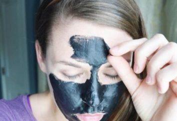 Czarna maska w domu: gotowanie, zwłaszcza recepty i opinie
