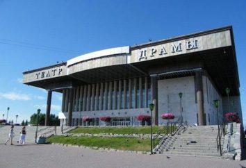 Teatr Dramatyczny (Tomsk): historia, repertuar, trupy