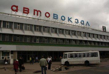 """PKS """"Shchelkovo"""" – jedyny dworzec autobusowy w Moskwie"""