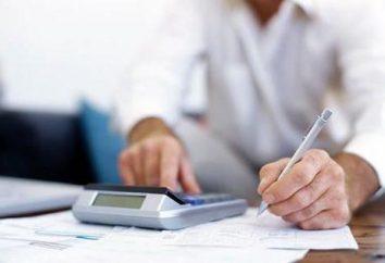 Rapporto rapida: la formula per l'equilibrio. indicatori di solvibilità
