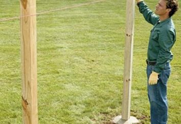 Comment choisir les pôles de clôture