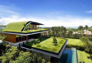 Ekoarhitektura: description, caractéristiques, faits et commentaires intéressants