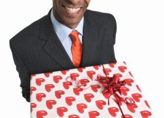 Jak zadowolić szefa lub prezent dla mężczyzny-szefa