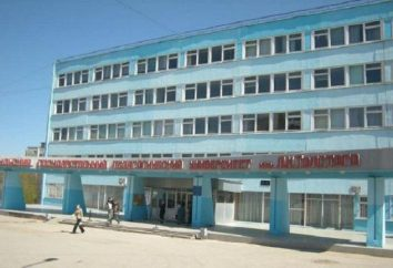 Tuła Państwowy Uniwersytet Pedagogiczny: standardy edukacyjne i wydziały