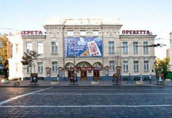 """Teatr """"Moskwa Operetka"""": historia, repertuar, trupy, recenzje"""