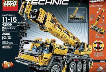 Mobilkran Lego 42009 – Designer für Kinder und Erwachsene