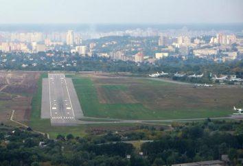 Aeroporto Juliani – il cancello d'aria più antica di Ucraina