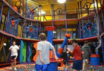 « Parc Crazy » – un pays de divertissement pour les enfants et les adultes