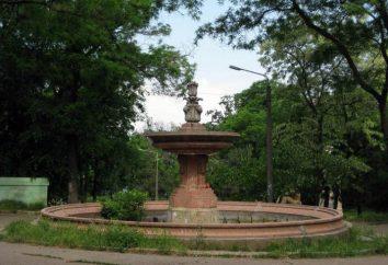 "Odessa, Shevchenko Park: les photos, commentaires, adresse. ""Touching Zoo"" dans Shevchenko Parc"