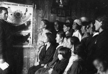 programa educativo – es un término que surgió a principios del siglo XX