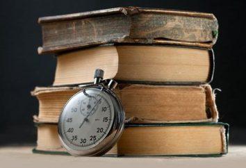 Velocidad de lectura en casa. ¿Cómo aprender lectura de la velocidad?