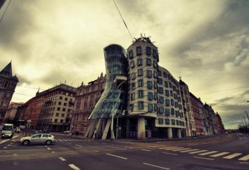 Dancing House. Praga i niezwykła architektura